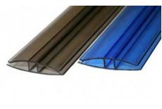 Профиль соединительный цветной 4-6 мм