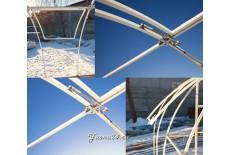 Система вентиляции (термопривод + дополнительная форточка)