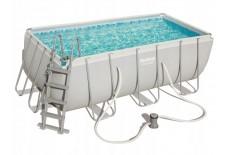 Каркасный бассейн Power Steel 412х201х122см