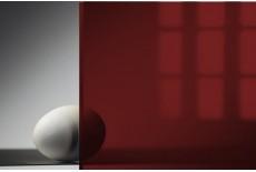 Монолитный поликарбонат бордовый 1,5-15 мм