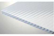 Цветной поликарбонат 8 мм, молочный