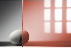 Монолитный поликарбонат красный 1,5-15 мм