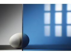 Цветной поликарбонат 10 мм, синий