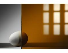 Цветной поликарбонат 10 мм, бронза