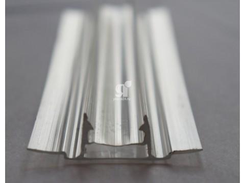 Профиль соединительный прозрачный 6-10 мм, база