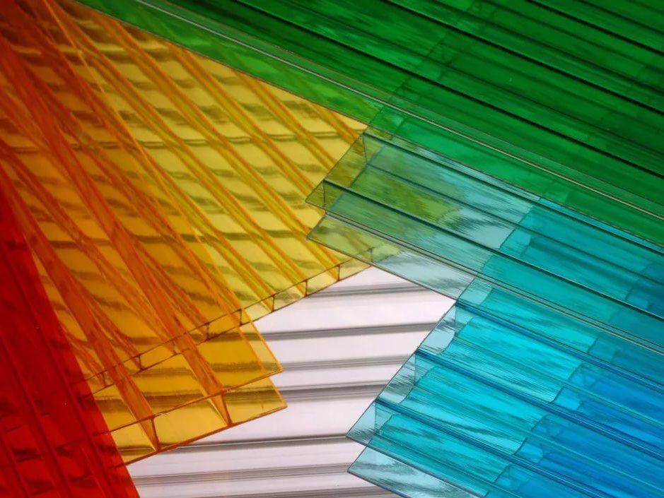 Где купить цветной поликарбонат